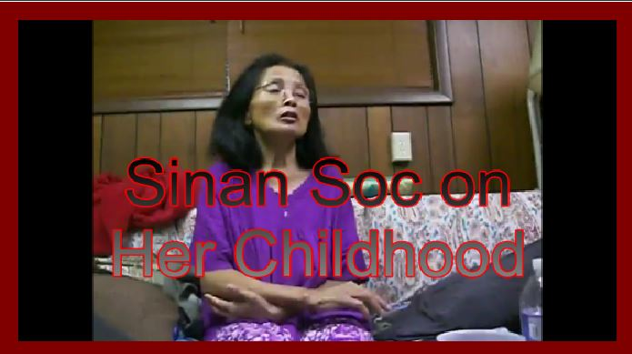 Sinan on her Childhood